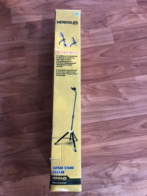Hercules Single Guitar Stand with Fixed Neck (Brand New) for Sale in Fremont, CA