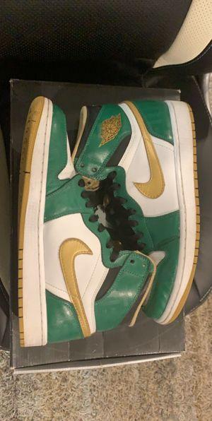 Jordan Retro 1 'Celtics' Size 9 for Sale in Romeoville, IL