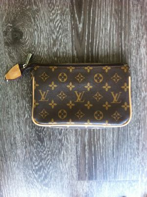 Genuine leather clutch for Sale in Seattle, WA
