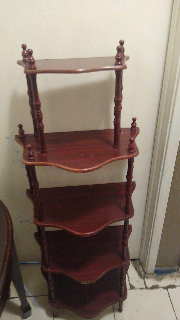 Mueble de Madera en color cherry