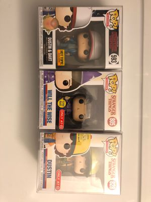 Stranger Things Funkos for Sale in OH, US