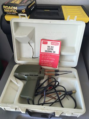 Craftsman 200 soldering iron for Sale in Peoria, AZ