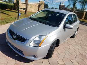 2012 NISSAN SENTRA LIKE NEW VERY RELIABLE 105K for Sale in Tampa, FL