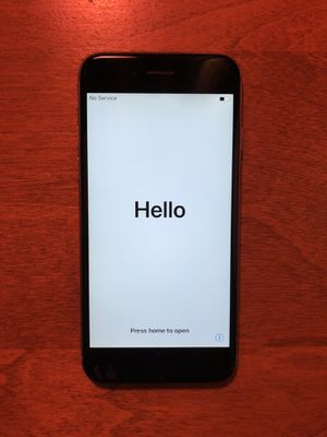 iPhone 6 Silver 128 GB T-Mobile for Sale in Oswego, IL