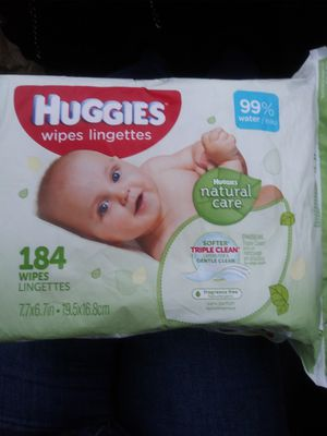 Huggies Wipes for Sale in Gahanna, OH