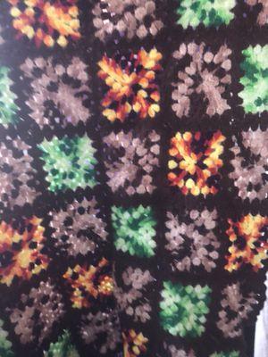 Throw blanket handmade for Sale in Lunenburg, MA