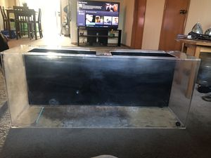 """40 gal acrylic fish tank . I was going to start a tank , but want a 30 gallon or smaller. Trades welcome. Holds water no leaks. W48 H20"""" D13 for Sale in Portland, OR"""