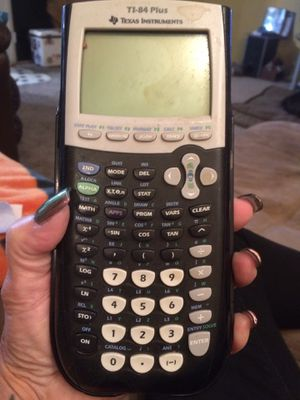 TI-84 plus Texas Instruments for Sale in Oroville, CA