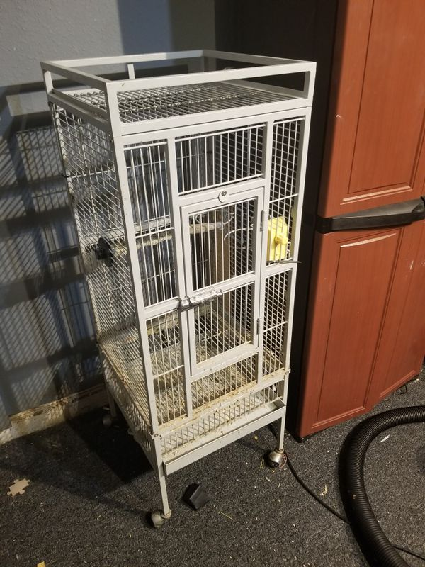 California bird cage