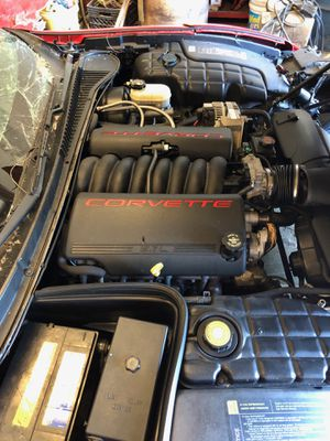 98 Chevy Corvette for Sale in Fort Myers, FL