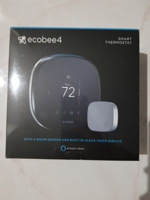 Ecobee4 Brand NEW in sealed box for Sale in Coral Springs, FL