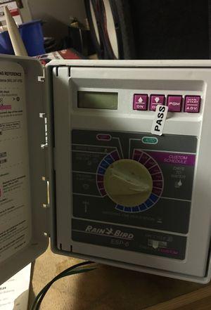 Rainbird ESP-6 sprinkler control panel for Sale in Kissimmee, FL