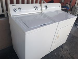 Wirhpool washer and gas dryer set $595 for Sale in Long Beach, CA