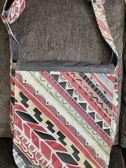 Multicolor Messenger Bag Purse for Sale in Canby,  OR