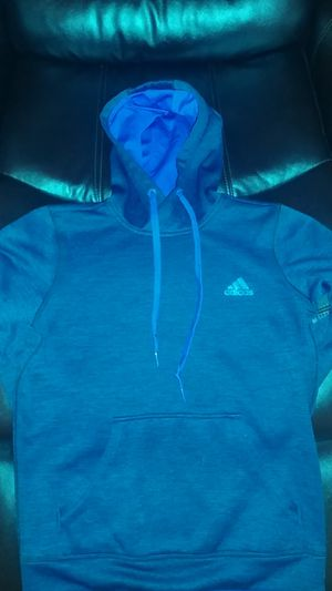 Navy Blue Adidas hoodie for Sale in Aurora, CO
