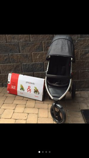 Phil & Ted' Vibe Stroller with Doubles Kit for Sale for sale  Cresskill, NJ