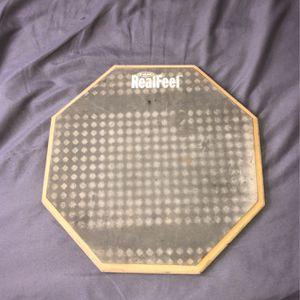 Drum practice pad for Sale in Sebastian, FL