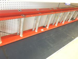 24 Foot extension ladder for Sale in Houston, TX