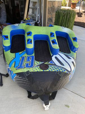 HO sports 4 person towable with rope for Sale in Santa Clarita, CA