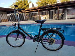 5speed folding bike for Sale in Las Vegas, NV