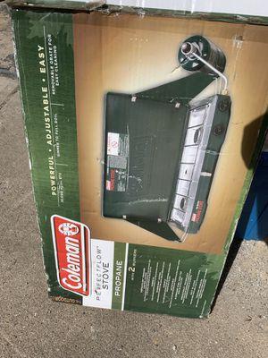 Coleman propane stove for Sale in Philadelphia, PA