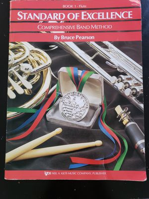 Beginner Flute Music Book for Sale in Irvine, CA