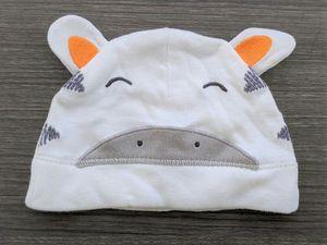 Carter's Child Of Mine Unisex Zebra Infant Cap (Size 3-6 mos) for Sale in Vista, CA