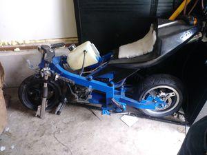 X1 super pocket bike ( almost complete) for Sale in Port Orchard, WA