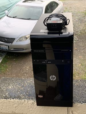 HP desktop computer for Sale in Seattle, WA
