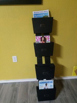 Pottery Barn Magazine Rack for Sale in Austin, TX