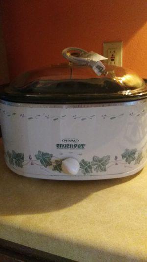 Rival,crock pot for Sale in El Paso, TX