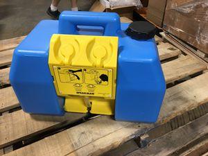 Portable eye wash station (brand new) for Sale in Alpharetta, GA