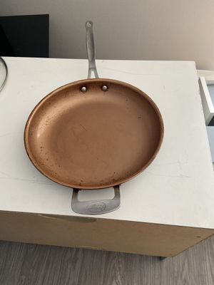 "Copper pan. 12"". 4.$00 for Sale in Monterey Park, CA"