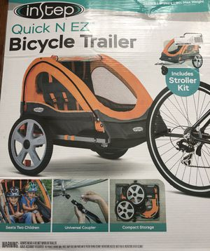 Bicycle trailer INSTEP for Sale in Middletown, OH