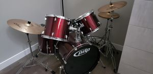 PDP drum set for Sale in Tacoma, WA