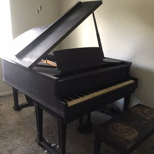 """Sohmer """"Cupid"""" Player Baby Grand Piano for Sale in Jensen Beach, FL"""