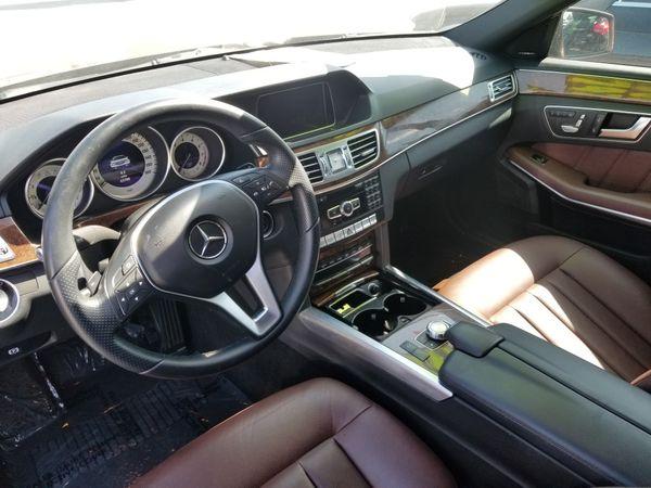2014 Mercedes E-350