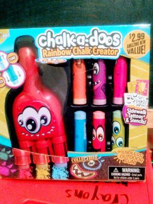 Rainbow Chalk Set for Sale in Phoenix, AZ