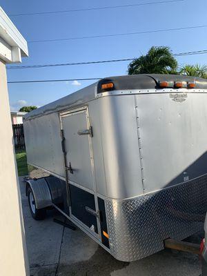 Enclosed trailer for sale 6x12 for Sale in Miami, FL