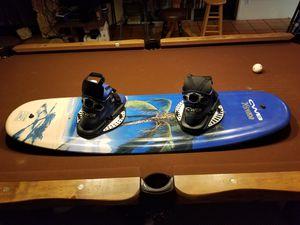 Brand new wake board for Sale in Mount Hope, KS