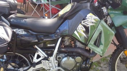 KLR650 for Sale in Whitney,  TX