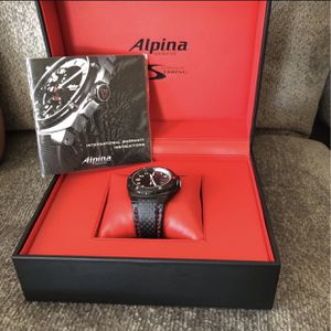 New Men's Watch -alpina 43 Out Of 258 Made for Sale in Miami, FL