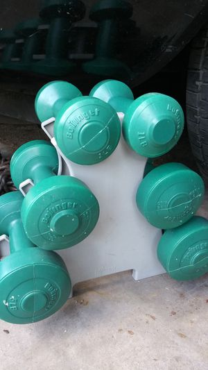 Weights dumbbell for Sale in Aurora, CO