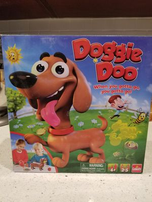 Doogie doo kids game for Sale in Boca Raton, FL