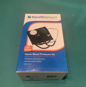 Health Smart Home Blood Pressure Kit for Sale in Forestville, MD