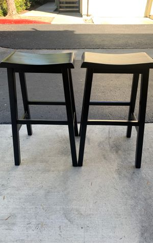 Two Bar Stools for Sale in San Diego, CA