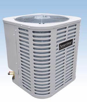 Ameristar 1.5ton 13seer AC(Condenser) 410A refrigerant with full warranty, brand new never been used still on crate and boxed. for Sale in Chicago, IL