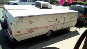 94 jayco pop up camper for Sale in Fontana, CA