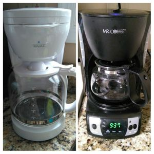 Two coffee makers for the price of one! for Sale in Oakton, VA