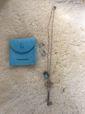 Tiffany & co 925 sliver set for Sale in Fairview Heights, IL